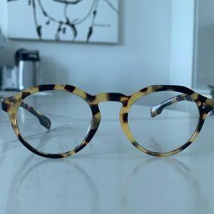 Burberry eyeglasses, no prescriptions